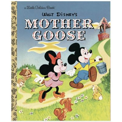 Walt Disney's Mother Goose Little Golden Book