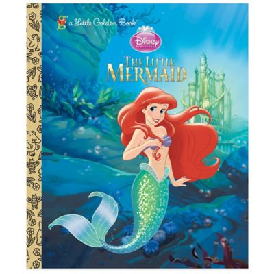 "Walt Disney's ""The Little Mermaid"" Little Golden Book®"