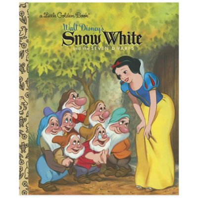 "Walt Disney's ""Snow White and the Seven Dwarfs"" Little Golden Book®"