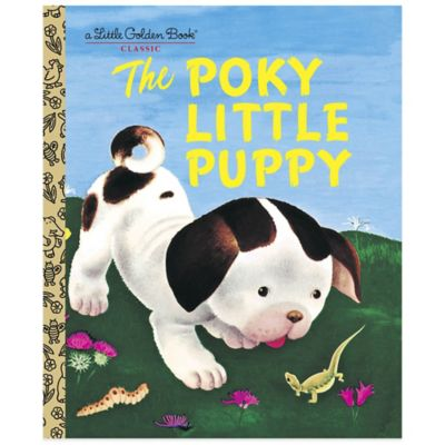 """The Poky Little Puppy"" Little Golden Book®"