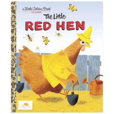 """""""The Little Red Hen"""" Little Golden Book®"""