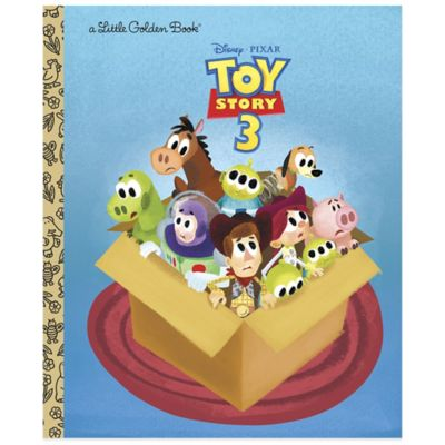 """Toy Story 3"" Little Golden Book®"