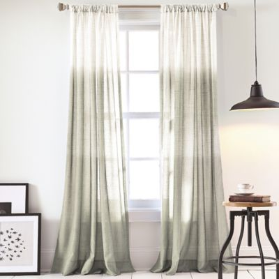 Linen Fabric Curtain