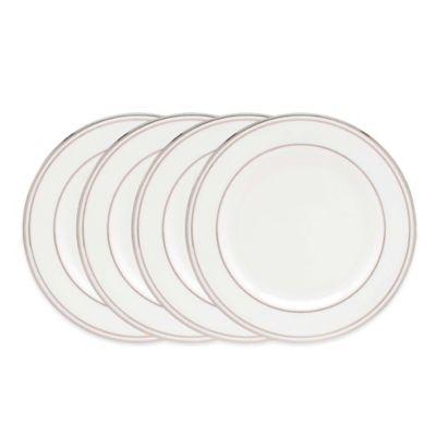 Lenox® Federal Platinum Tidbit Plates (Set of 4)