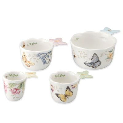 Lenox® Butterfly Meadow® Measuring Cups (Set of 4)