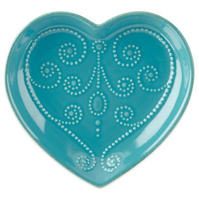 Peacock Heart Dish
