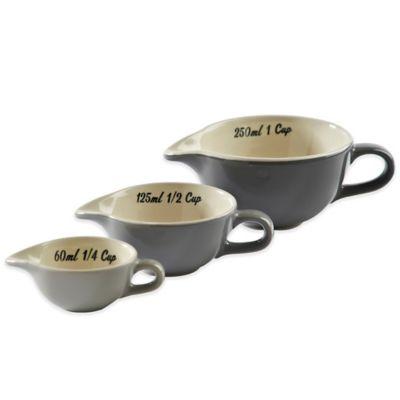 Mason Cash® Baker Street 4-Piece Measuring Cups