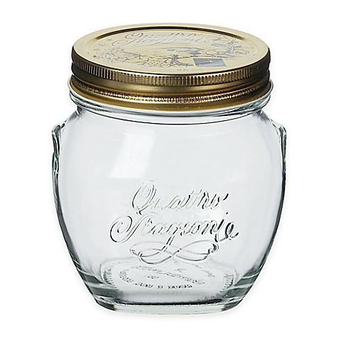 quattro stagioni jars instructions