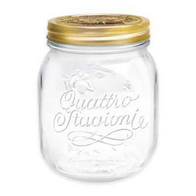 Stain Proof Canning Jar