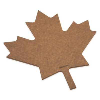 Epicurean® Maple Leaf Cutting Board