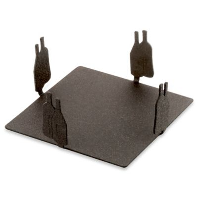 Thirstystone® Vineyard Metal Coaster Caddy