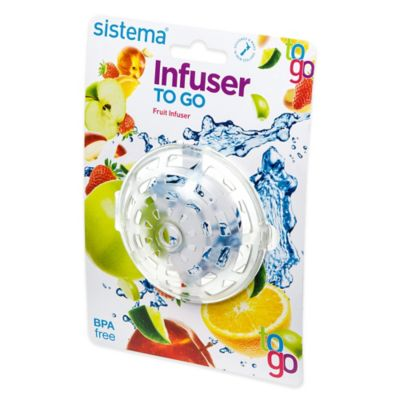 Sistema® Infuser To Go