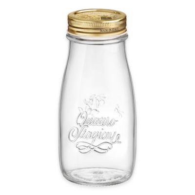 Bormioli Rocco 13.3 oz. Quattro Stagioni Bottle