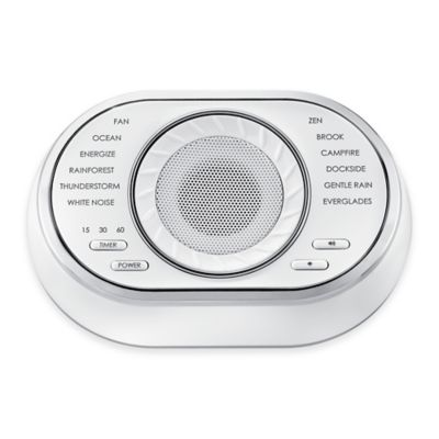 HoMedics® sleep solutions™ Sound Soother