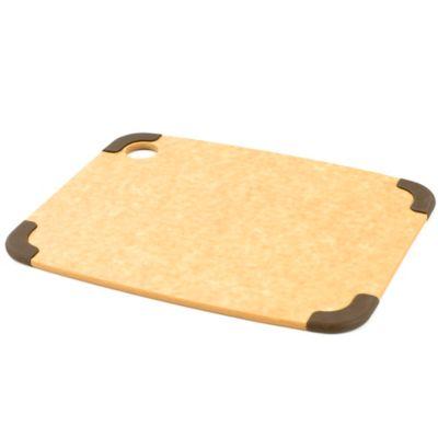Epicurean® Non-Slip 9-Inch x 11.5-Inch Cutting Board in Natural