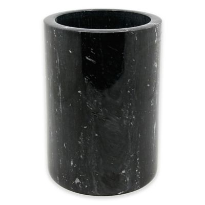 Black White Utensil Holder