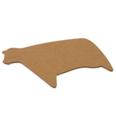 Epicurean® 20-Inch x 12-Inch Cow Shape Cutting/Serving Board