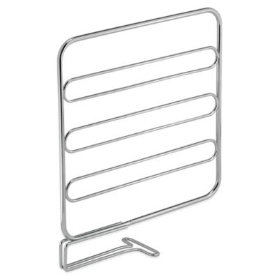 InterDesign® Classico Shelf Dividers in Chrome (Set of 2)