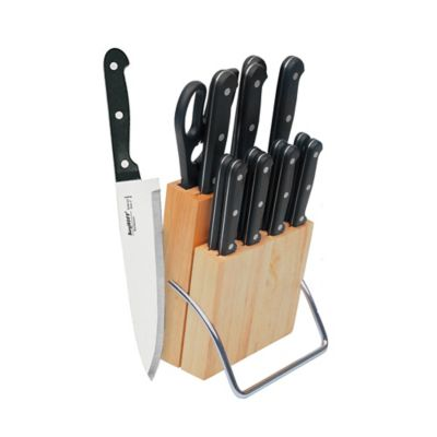 BergHOFF® Lagos 15-Piece Knife Block Set