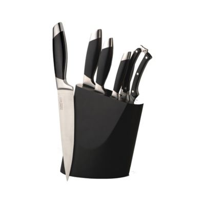 BergHOFF® Gemini 7-Piece Cutlery Set with Block