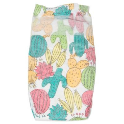 Honest 22-Pack Size 6 Diapers in Desert Flowers Pattern