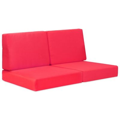 Red Fabric for Outdoor Furniture