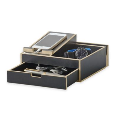Valet Tray Organizer for Dresser