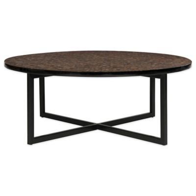 Safavieh Cheyenne Coffee Table in Grey