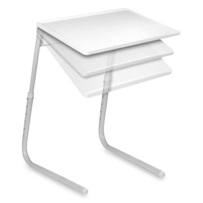 Table-Mate® The Adjustable Table in Black