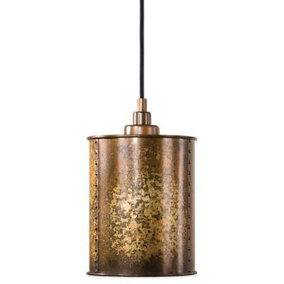 Uttermost Wolcott Mini Pendant Lamp
