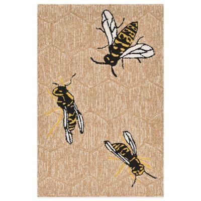 Honey Area Rugs