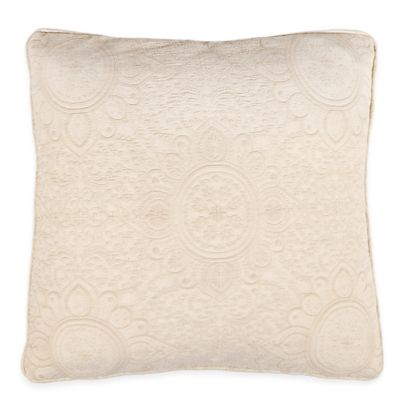 Ivory Throw Pillows