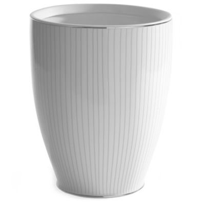 Grey Touch Wastebasket