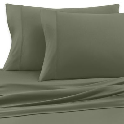 Olive Pillowcases