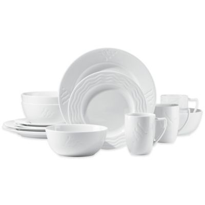 Lenox® Spyro 16-Piece Dinnerware Set