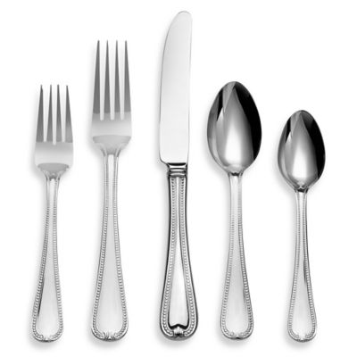 Lenox® Devoted FW 101-Piece Flatware Set