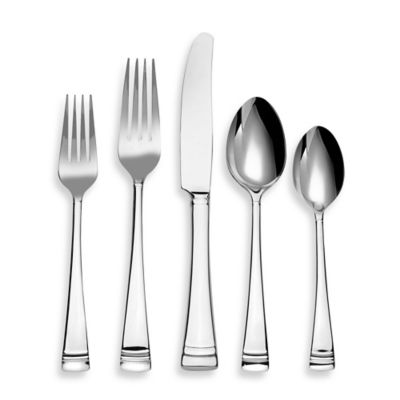 Lenox® Urbane FW 101-Piece Flatware Set