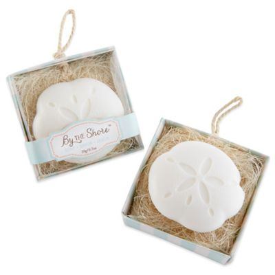 Kate Aspen® By the Shore Sand Dollar Soap