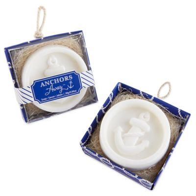 Kate Aspen® Anchors Away Anchor Soap