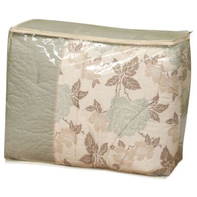 Household Essentials® Blanket Storage Bag in Tea Fog