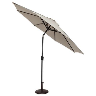 California Sun Shade® 10-Foot Market Umbrella in Yellow