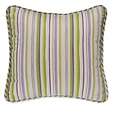 Glenna Jean Penelope Striped Throw Pillow