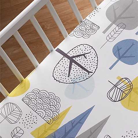 Crib Sheets > Lolli Living™ by Living Textiles Mix & Match Woods Fitted Crib Sheet