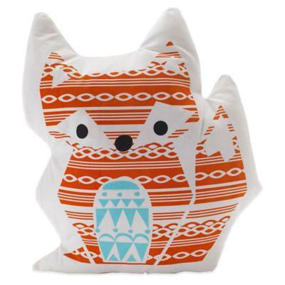 Lolli Living™ by Living Textiles Mix & Match Woods Fox Throw Pillow