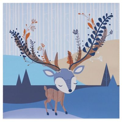 Lolli Living™ by Living Textiles Mix & Match Woods Deer Canvas Wall Art