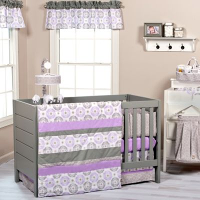 Florence 3-Piece Crib Bedding Set