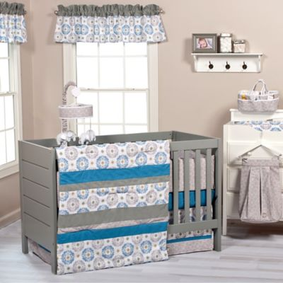 Trend Lab® Monaco 3-Piece Crib Bedding Set