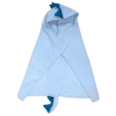 Trend Lab® Size 0-3T Dinosaur Hooded Towel