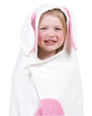 Trend Lab® Bunny Hooded Towel