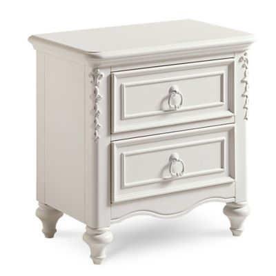 Pulaski Sweetheart Nightstand in White